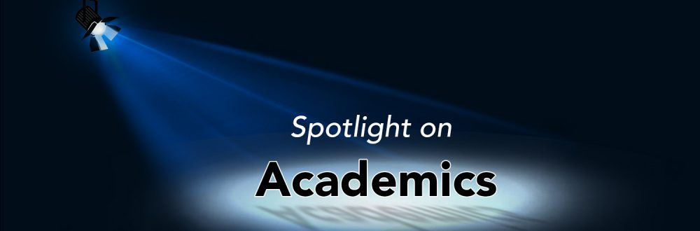 Spotlight on Academics